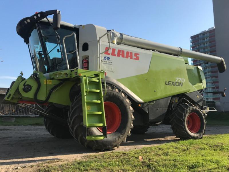 Lexion 770TT