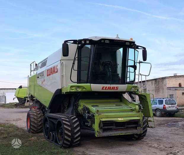 Lexion 600TT
